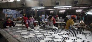 Fábrica Cerámica China